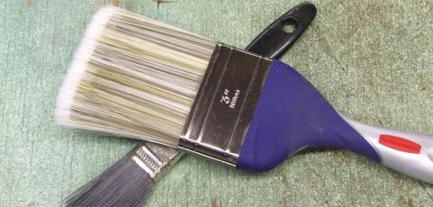 Malujemy metalową powierzchnię