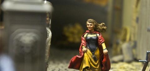 Malowanie figurek i modeli – wykończenie